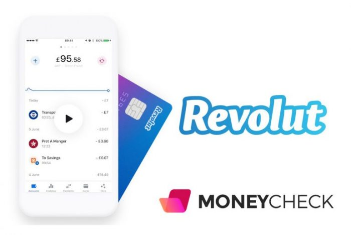 revolut banking app